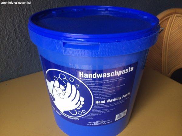 Félár Német Kéztisztító mosószer 10 Kézmosó paszta olaj zsír