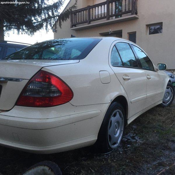 mercedes+E200+2008-as+sedan