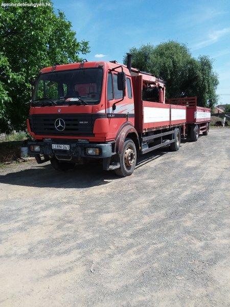 Mercedes tehergépkocsi eladó