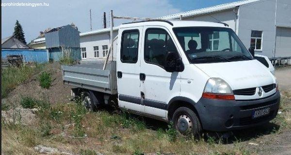 Renault Master tehergépjármű ELADÓ