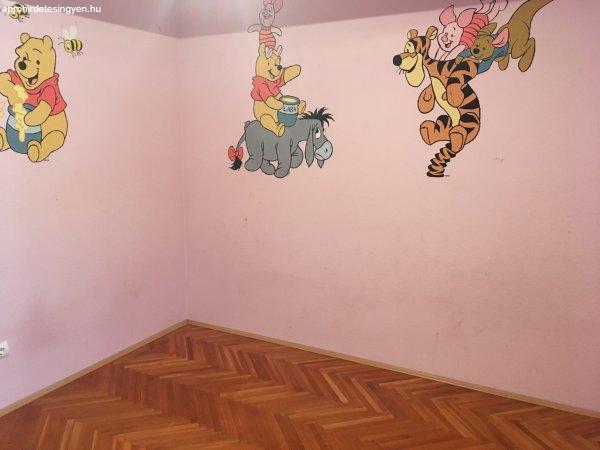 Szolnokon Kassai úti, 2 szobás téglalakás tulajdonostól elad