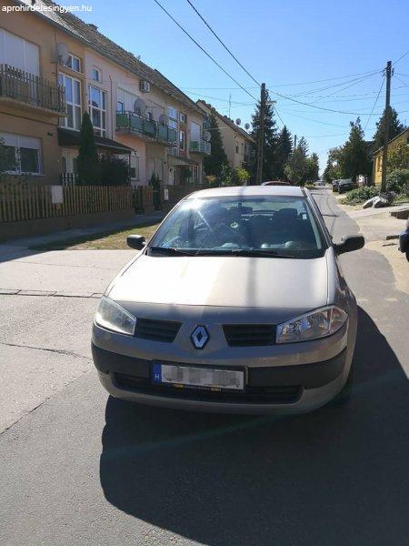 Renault+Megan+Limuzin+AUT%D3NK+MEGK%CDM%C9LT+%C1LLAPOTBAN+ELAD%D3%21