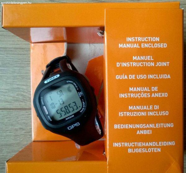 Timex+T5K638+GPS+Marathon+pulzusm%E9r%F5+f%E9rfi+kar%F3ra