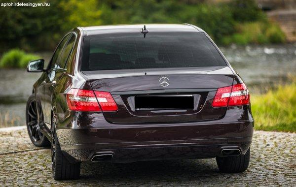 MERCEDES-BENZ+E+350+CDI+BlueEFFICIENCY+Avantgarde