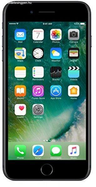 Apple+Iphone+7+Plus+128Gb+Jetblack%2C+k%E1rtyaf%FCggetlen%2C+%FAjszer%FB