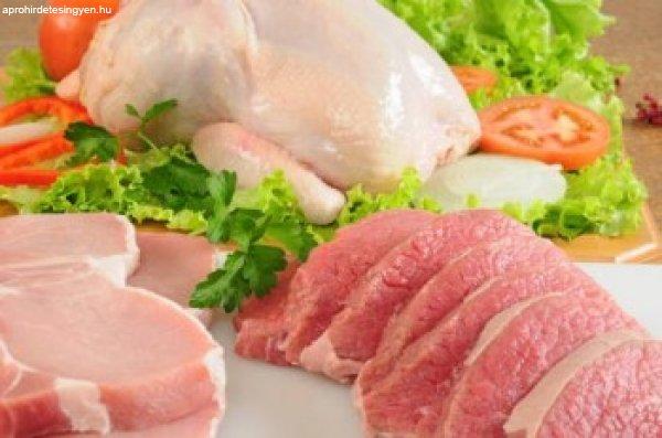 Csirkemell, Csontos Csirkemell, Csirkecomb, Csirkehús árak
