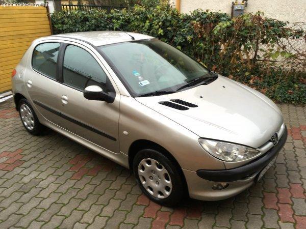Peugeot+206+1.4+cser%E9lhet%F5%21