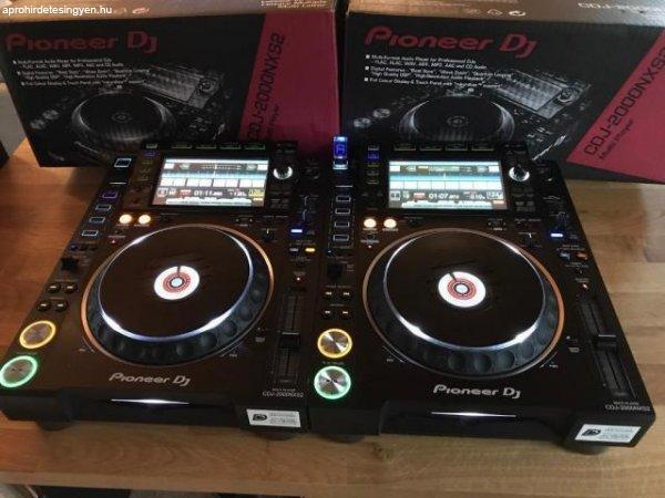 2x+Pioneer+CDJ-2000NXS2+%2B+1x+DJM-900NXS2+mixer+%3D+1899+EUR
