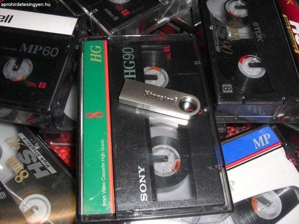 Digitaliz%E1l%E1s+Debrecen%3AMini+Dv%2CHi8%2CVHS-C+vide%F3kazetta+DVD-re