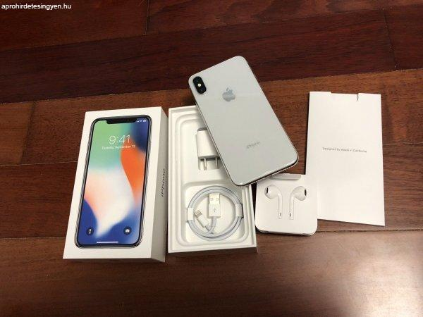 Apple+iPhone+x+256gb+silver