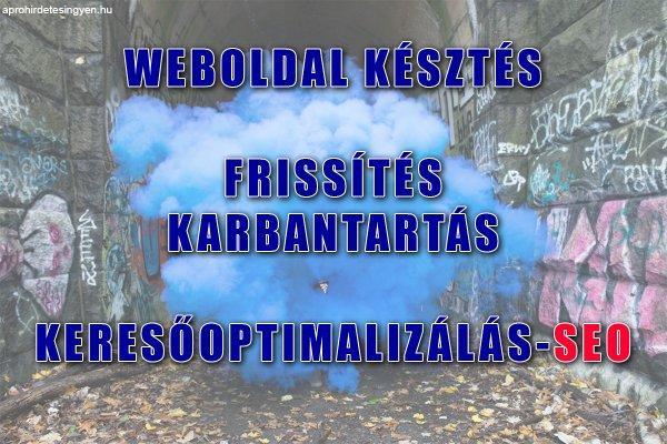 Weboldal+k%E9sz%EDt%E9s%2C+friss%EDt%E9s%2C+karbantart%E1s%2C+SEO