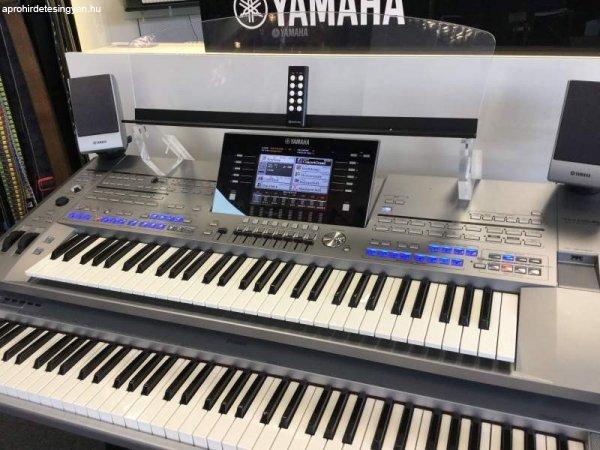 Yamaha+Tyros+5+76-key+Arranger+workstation+keyboard