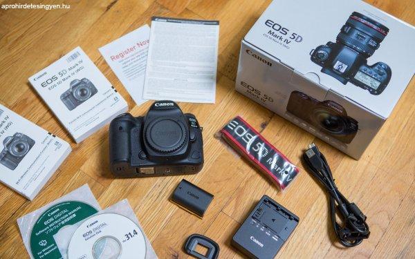 Canon+EOS+5D+Mark+IV+DSLR+Camera