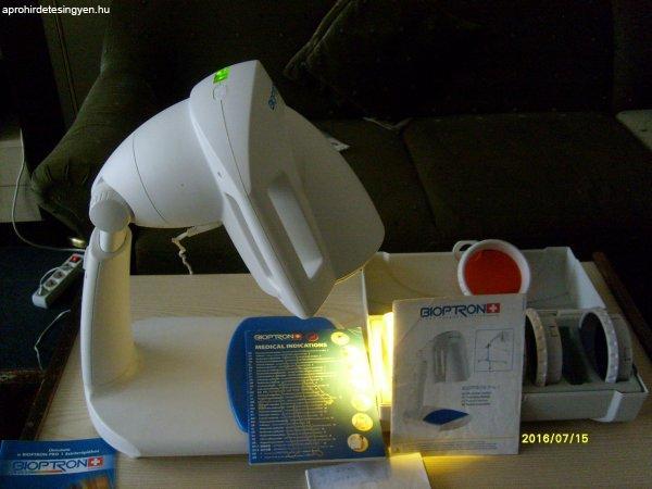Bioptron+l%E1mpa+f%E9nyter%E1pi%E1val+elad%F3.
