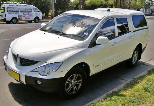 ssangyong+action+sport+4wd