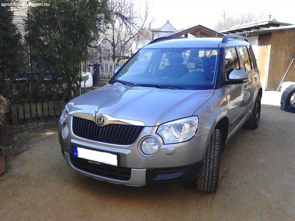 Skoda+Yeti+1.2+TSI+Active+Plus