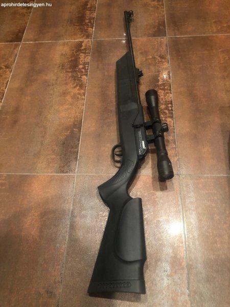 Elad%F3+Hammerli+Air+Magnum+850+l%E9gpuska+%2B+t%E1vcs%F5