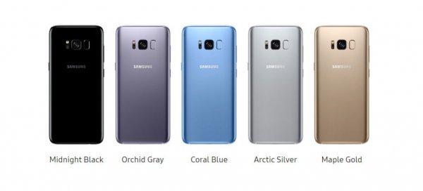 SAMSUNG+GALAXY+S8+DUALSIM+64GB+1%C9V+GARANCIA.K%C1RTYAF%DCGGETLEN