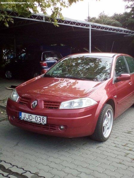 Renault+Megane+elad%F3