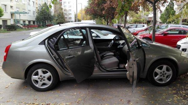Nissan+Primera+1%2C8+benzin+elad%F3