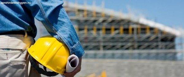 Víz-, Gáz-, Fűtésszerelő (Szerelésvezető munkakörben)