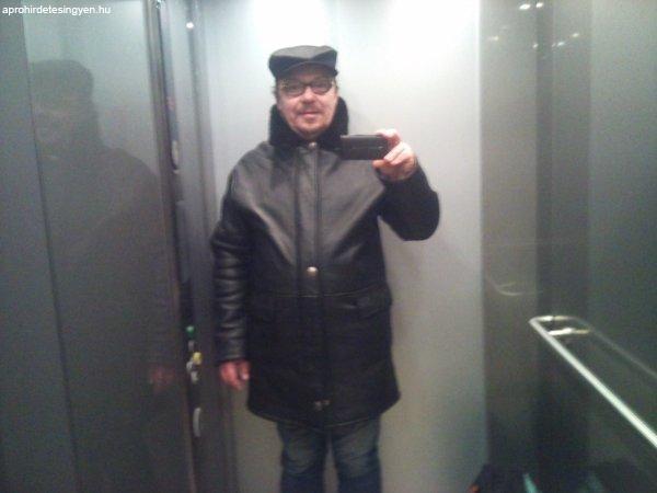 Vera Pelle férfi bőrdzseki eladó