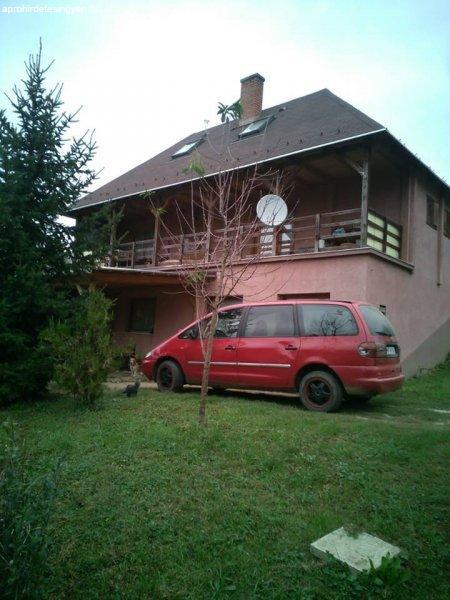 Egyedi családi ház, sürgősen, mélyen áron alul eladó