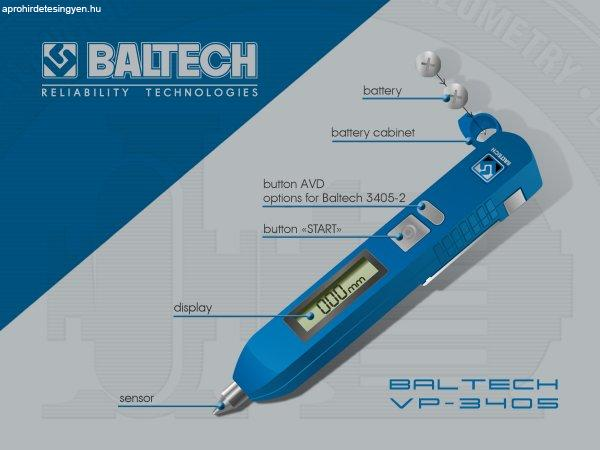 BALTECH SA – set of alignment tools with dial indicato