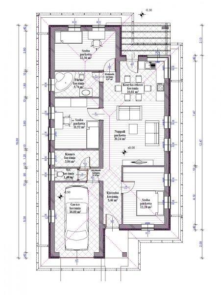 Érden 3 szoba nappalis új építésű családi ház eladó