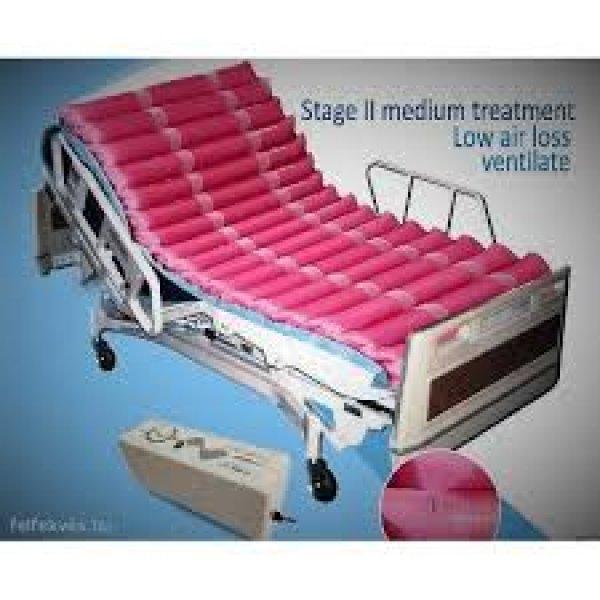 Lélegző antidecubits matrac