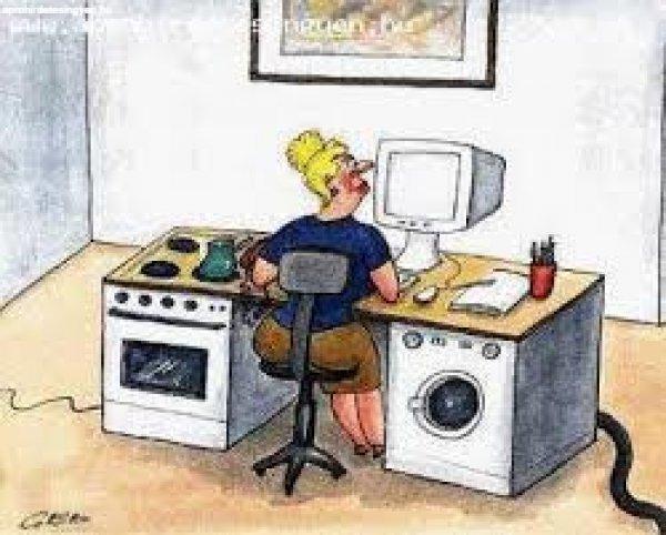 Internetes munka otthonról