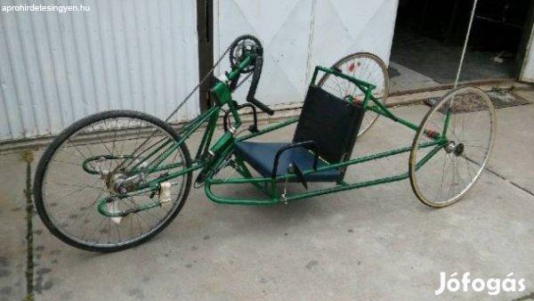 Handbike mozgássérült sport tricikli eladó