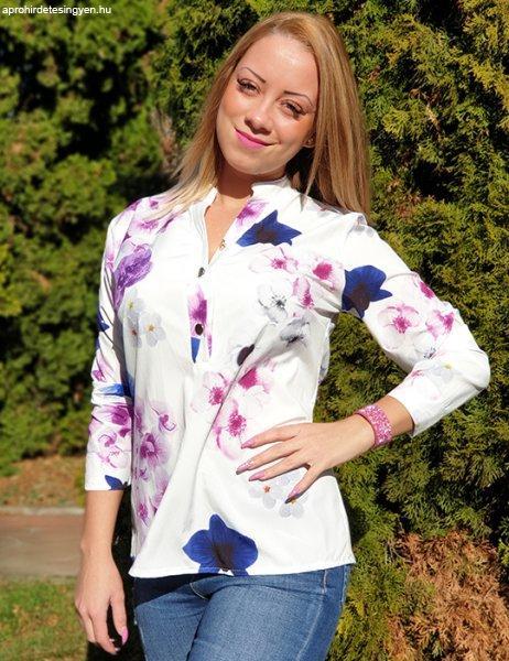 Sifon virágmintás ing