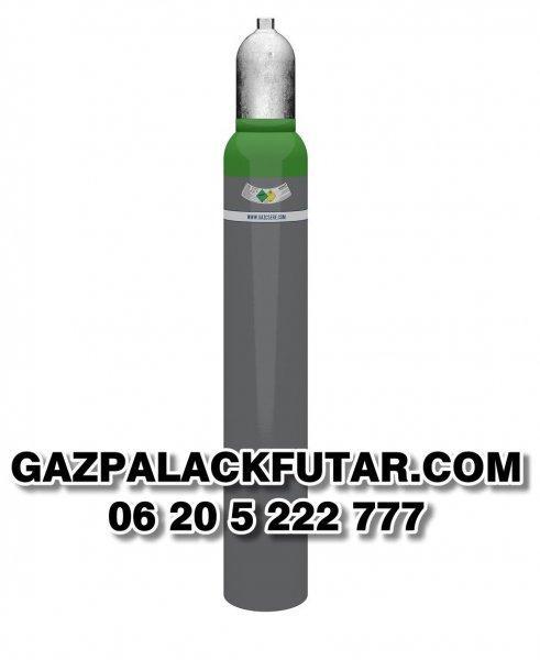 7 m3-es CORGON palack töltve eladó