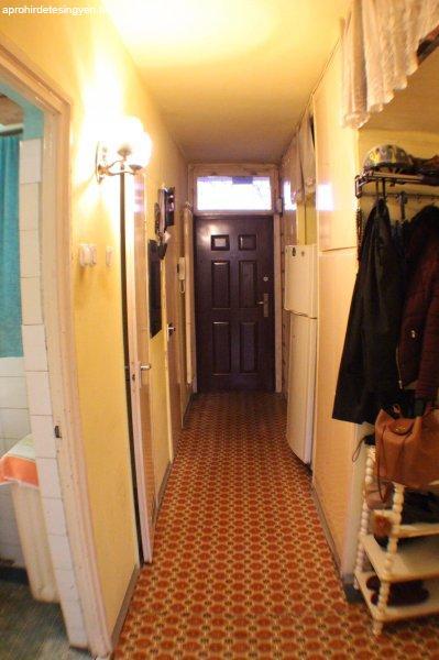 Eladó földszinti lakás Pesterzsébeten