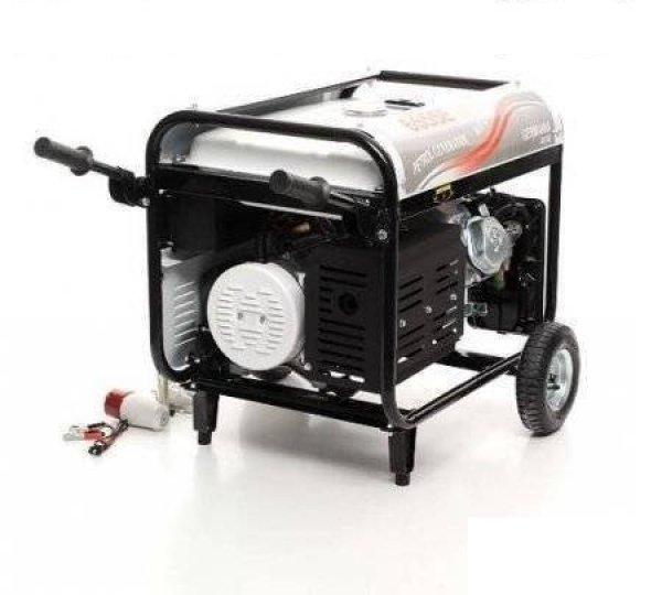 Új Kraft&dele KD108 Aggregátor, áramfejlesztő, generátor 5kw