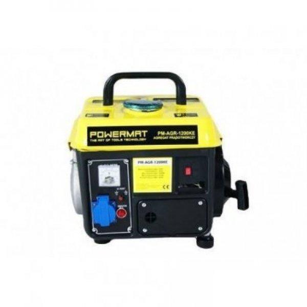 Új Powermat aggregátor, generátor ,áramfejlesztő 950W eladó