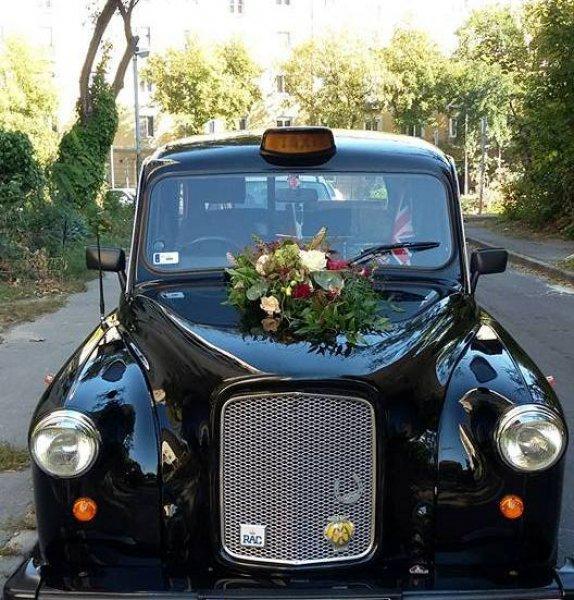 London taxi Black cab LTI Fairway Carbodies