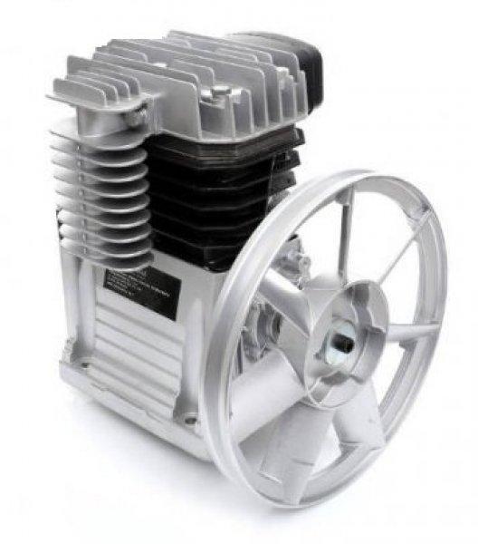 Új Kraft&dele 2 hengeres Kompresszor sűrítő fej Kompresszor