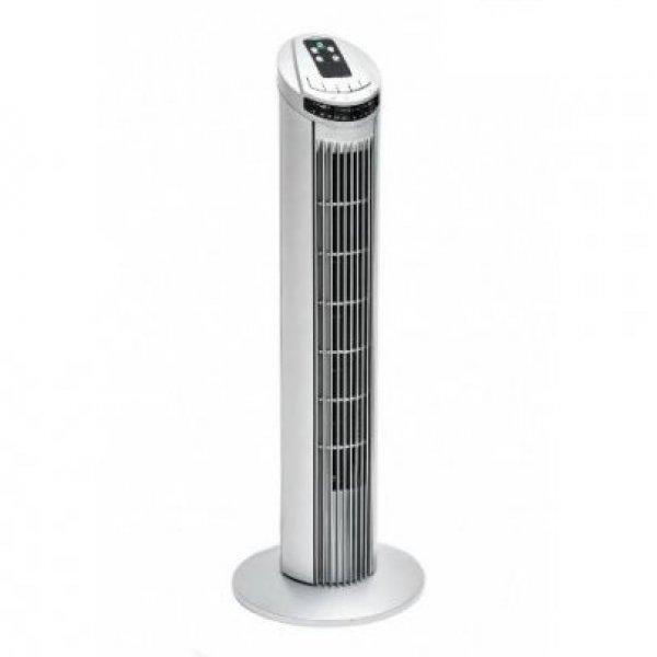 Új Fan Design Silver Tower Mini oszlop ventilátor eladó