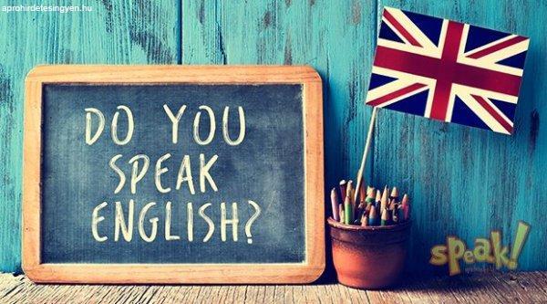 Alap- és középszintű angol leckék