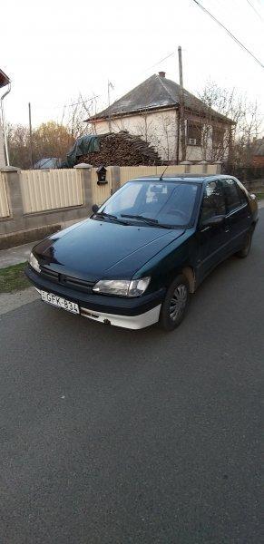 Peugeot 306 Sedan 1996.12. évj.. eladó