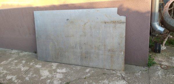 Alumínium lemez alu tábla 3x1000x1630mm eladó