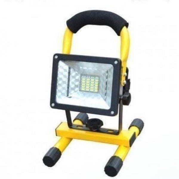 Új 30 wattos hordozható LED reflektor eladó