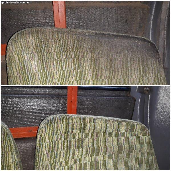 Autóbusz takarítási lehetőség Gyöngyösön