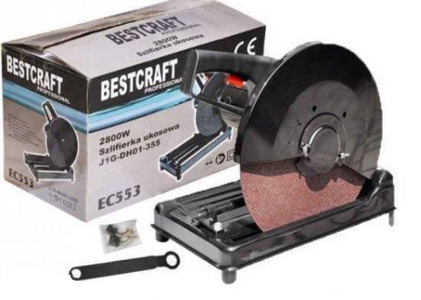 Új Bestcraft EC553 nagy teljesítményű gyors daraboló, 2800W