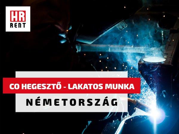 Co Hegesztő & Lakatos - Stuttgart, Németország