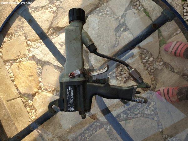 GRACO Pro Xs4 AA 85Kv elektrosztatikus festékszóró pisztoly