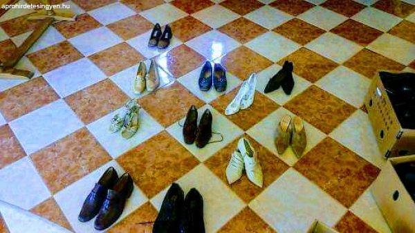 Használt márkás cipők 1000-1200 egyben eladó