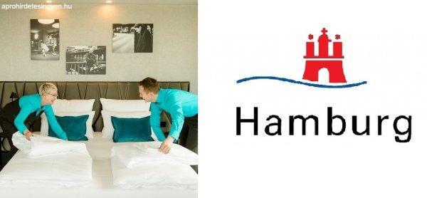 Németország szállodai munka!